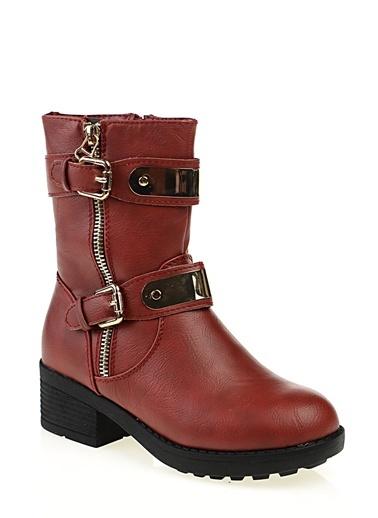 Çizme-Pink Step